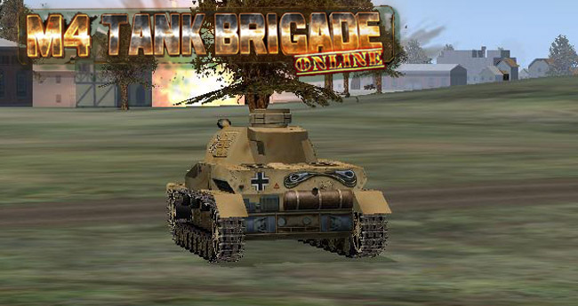 M4 Tank Brigade!
